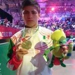 #Boxeo Sergio Alfredo Chirino Sánchez, #MedallaDeBronce en el peso pluma 56kg #Veracruz2014 #CentroamericanosTVMÁS http://t.co/Lqf89TTroE