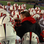 @CoachNMoore tells his #Lancers look at that scoreboard and picture what you want it to say in 48 mins @LaSallePride http://t.co/HYInvxenDP