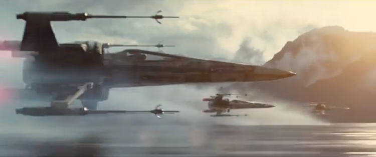 6 million views for #ForceAwakens teaser in one day http://t.co/xb9GPxiBpy #StarWars #SciFi #wow http://t.co/6OiJrDs1yC