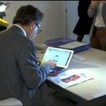 5000eme tentative de connexion de Luc Chatel au site de lUMP. Son défi : réussir à voter avant demain midi. http://t.co/ndGdz0TNiK
