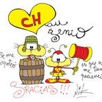 #RIPChespirito El chavo y el Chapulín grabados en el alma. Chau Genio! http://t.co/7uRcQcsb6C