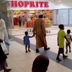Shoprite Kano is the Biggest Mall in west Africa. http://t.co/q6YpPSrdUk