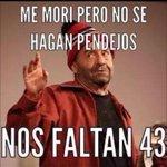 Las últimas palabras de #Chespirito #YaMeCanse #ConEsteFrio #TodosSomosCompas Claro el mensaje,no se hagan bolas. http://t.co/jhr0sEkQzg