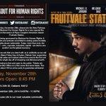 #Oakland: free screening of @fruitvalemovie tonight at @TheNewParkway. Event starts at 8:45pm. http://t.co/8vIWddEM5P