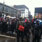 """200-300 headinb from 10th & E. Pike to Westkake Park. """"Hands up, dont shoot,"""" they chant. http://t.co/X6mIgTB4u1"""