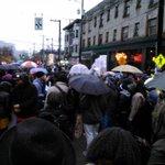 "Still at 10th & pike. ""Lets dismantle this shit"" #Seattle #ferguson http://t.co/JrLpmhsRWX"