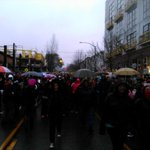 """""""If we dont get no justice, we dont get no peace"""" #Seattle #ferguson http://t.co/O82JrF80GH"""