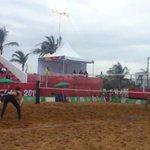 #Voleibol de Playa, México femenil a semifinales tras vencer 21-15 y 21-7 a Nicaragua #Veracruz2014 http://t.co/PPopRd7610