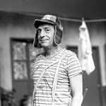 El hat trick de hoy, lo dedico a la memoria de chespirito 😞. QEPD. http://t.co/bIHzNzPe7f
