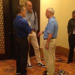.@UFCoachBillyD & Roy Williams talk shop with the Bilastrator pregame. @JayBilas http://t.co/LbryKrOrtx
