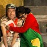 Chiquinha se despede de Chaves no Twitter: obrigada por fazer tanta gente feliz. http://t.co/6zVmz9vTgR http://t.co/jVor6u5XtU