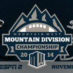 Tomorrows winner will have home field for the Mountain West Championship Game! #USUAggies http://t.co/1DOxVyWA3B