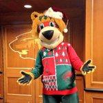For #mnwild Christmas sweater - Make your favorite Christmas movie Wild-themed. Use #mnwildsweater. 1 random Winner http://t.co/q8h9e8EUyL