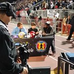 Former Destrehan Wildcat Ed Reed on St. Charles Parish Schools pregame show. The Wildcats and Hahnville tonight. http://t.co/By9tpoEvUX