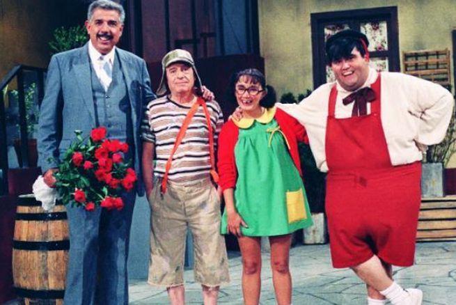 Así lo despidieron sus compañeros de La Vecindad http://t.co/Ohj4Rua5Ab #Chespirito http://t.co/75BYJPeH3G