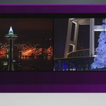 .@Space_Needle is lit up for the holidays! #k5holidays http://t.co/N4CN2XMcbo