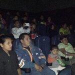 Disfrutando de la #Final @miseleccionmx 2-0 #Venezuela #PorLaDeOro gracias a @CinetixXalapa y @TVMASVeracruz http://t.co/xCHVFnXaBc
