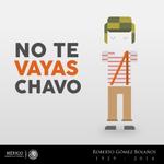 México recordará siempre con sonrisas el trabajo de Don Roberto Gómez Bolaños,#Chespirito http://t.co/HiCWBgAw04