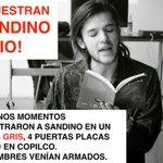 URGENTE: Secuestraron a Sandino Bucio hace unos minutos, urge difundir. https://t.co/tpgj3gz2XT Vas @MaceraMiguelmx http://t.co/6sqVFM3XGt