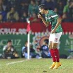 Gol de México en los Centroamericanos y así el festejo #Chespirito http://t.co/WwSHRVPw3n