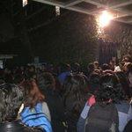 En estos momentos se realiza asamblea urgente en la FFyL tras detención de #SandinoBucio #YaMeCanse http://t.co/QjSkaOmQuM