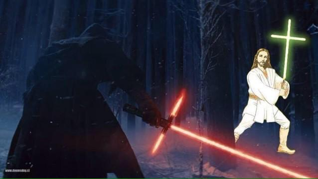LMFAO RT @KyleBroyer: This has me dying #TheForceAwakens http://t.co/Ncqazx58GD