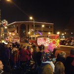 SFFR at the Parade of Lights. http://t.co/dxIvZpKxiV