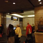 Westlake Station still fenced off hours after protestors stormed it #Q13FOX http://t.co/jQqB60HXMG