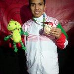#Boxeo Joselito Velázquez Altamirano, #MedallaDeBronce en peso minimosca 49kg #Veracruz2014 #CentroamericanosTVMÁS http://t.co/jsLXB7JmYe