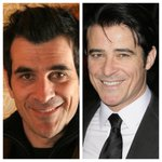 Is it me or do Ty Burrell and Goran Visnjic look exactly alike http://t.co/rLQcyhS2rG