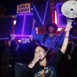 #SF Ferguson protest turns ugly at Union Square: http://t.co/vQqYyQubmK http://t.co/CSVWjANyeK