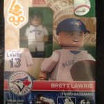 Oh no! @BlueJays traded hottie @blawrie13 - guess this is a collectors item now - @KiSS925 http://t.co/v0tGxP8iYR
