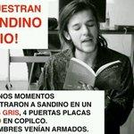 #LiberenASandino denuncia de detención arbitraria. #YaMeCanse del odio a los jóvenes. http://t.co/qxX1L7yFIC