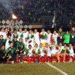 ¡#Mexico se lleva el oro! Vence a #Venezuela 4-1 en la final de #Futbol varonil. #Veracruz2014 http://t.co/JQvSTb7nqD
