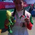 #Boxeo Sulem Urbina Soto, #MedallaDePlata en los 51 kilogramos de boxeo femenil #Veracruz2014 #CentroamericanosTVMÁS http://t.co/kfMvVCjtDR
