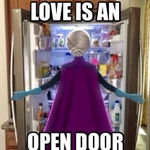 LOVE IS AN OPEN DOOR ???? http://t.co/mJr3Inonh8