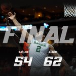Baylor falls in Las Vegas Invitational final. Bears return home to face Texas Southern Monday. #SicEm http://t.co/f4UTd9mGuH