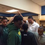 The beat goes on. Back home Monday night at 8 pm on @ESPNU, we need a great crowd. #SicEm http://t.co/30rXtwAFF5