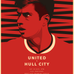 After another strong performance last week, Paddy McNair's the face of our poster for today's game vs Hull. http://t.co/WykO0oaVlp