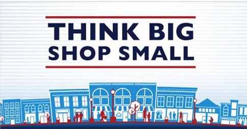 Today is the day to support the local stores and businesses that support your local community. http://t.co/RDH3wPSxiD
