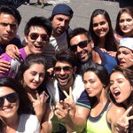 "#GANG ""@Hussainkk12: Aaj din hai sunny sunny .. Khiladis let's burn d stunts not ourselves .. #KKKOnColors @ColorsTV http://t.co/aAsE3jQHPa"""