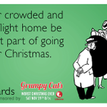 Homeward frowned: Watch @lifetimetv tonight at 8/7c to see Grumpy Cat's #WorstChristmasEver - http://t.co/s8KDhflpCZ http://t.co/mBLUcRG1wM