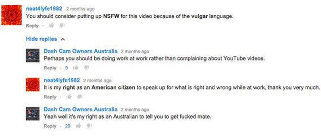 Well played. RT @kahlarsee: Straya mate http://t.co/LXNIbxuRHZ