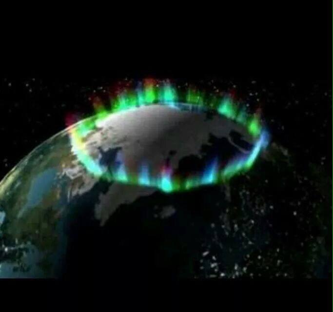 Great NASA shot of the aurora. http://t.co/92dou8A9pt