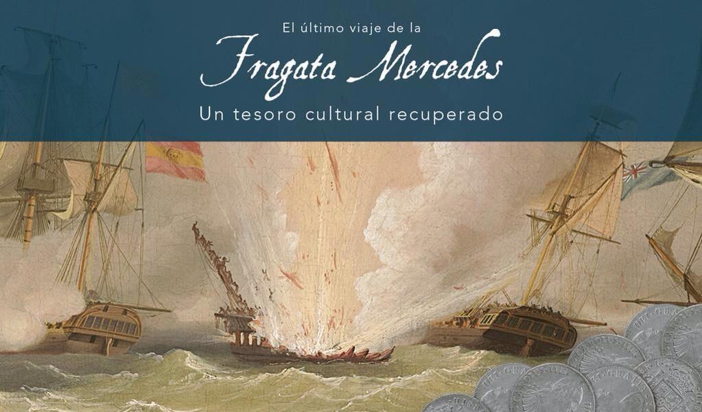 #Expo de #fMercedes abierta hasta el 15 enero en @Museo_Naval y @MANArqueologico ¡Mañana es un buen día para verla! http://t.co/Wkwzgs20sS