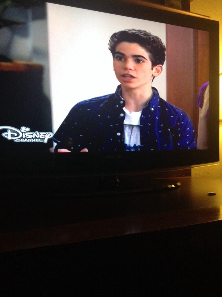 RT @emiligarciaa_: Cameron Boyce is 😍😍😍😍 http://t.co/dkS8ilVT2f