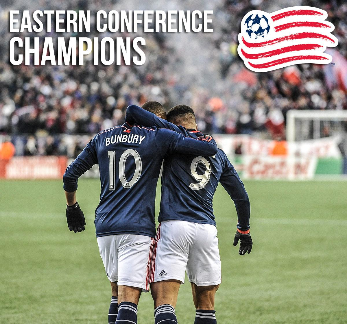 It's over! The #NERevs are off to MLS Cup for the first time since 2007! http://t.co/vVk9zqKat7