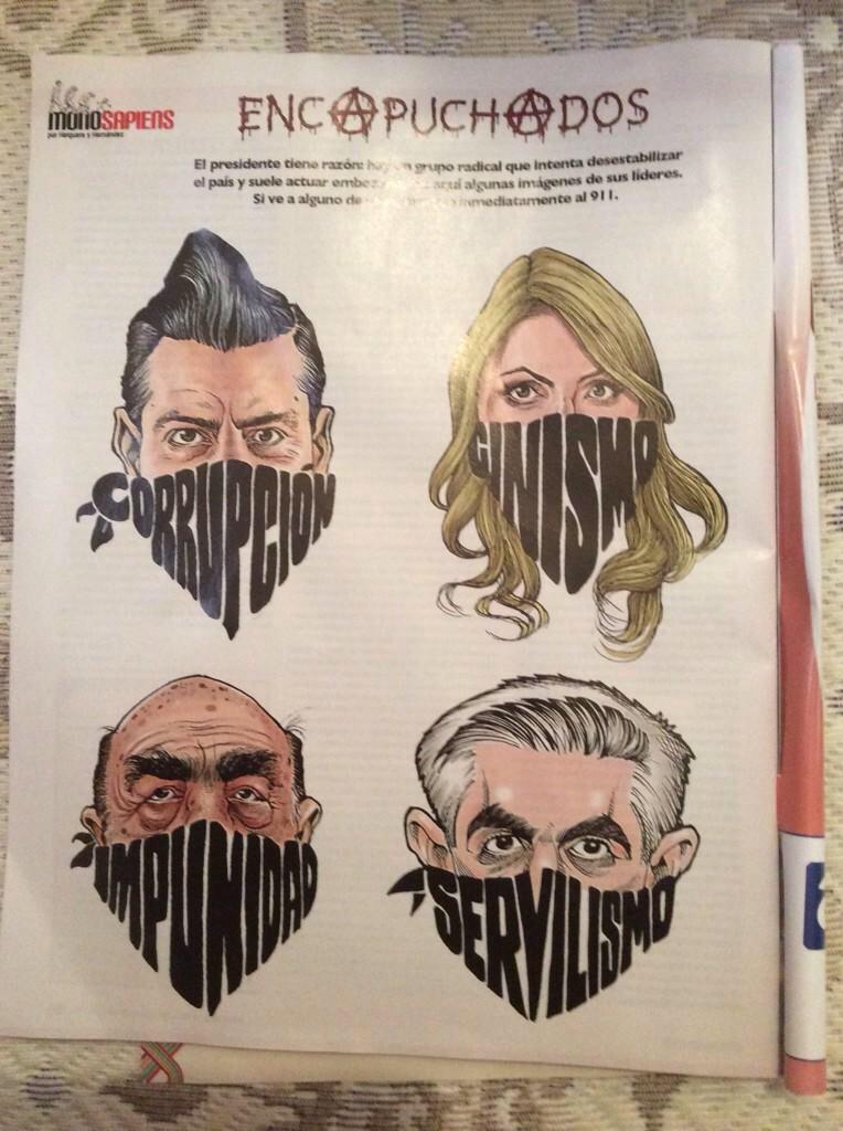 "Los ""anarcos"" http://t.co/XaS6BEzpuh #YaMeCansé"