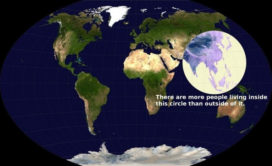 """There are more people living inside this circle than outside it."" http://t.co/5PGHxnzDOa http://t.co/pB4NcYZGCE"