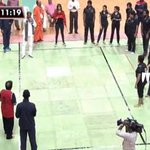 RT @123telugu: #MemuSaitham Kabaddi match provides superb entertainment @LakshmiManchu @HeroManoj1 http://t.co/HXobMa7z96 http://t.co/qi71P…
